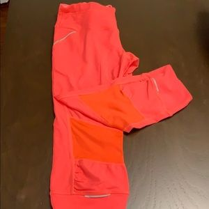 Athleta workout capris